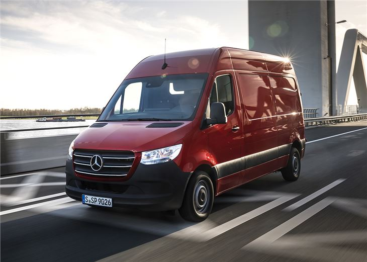 New vans for 2018, 2019 and 2020 - VanGuide.co.uk