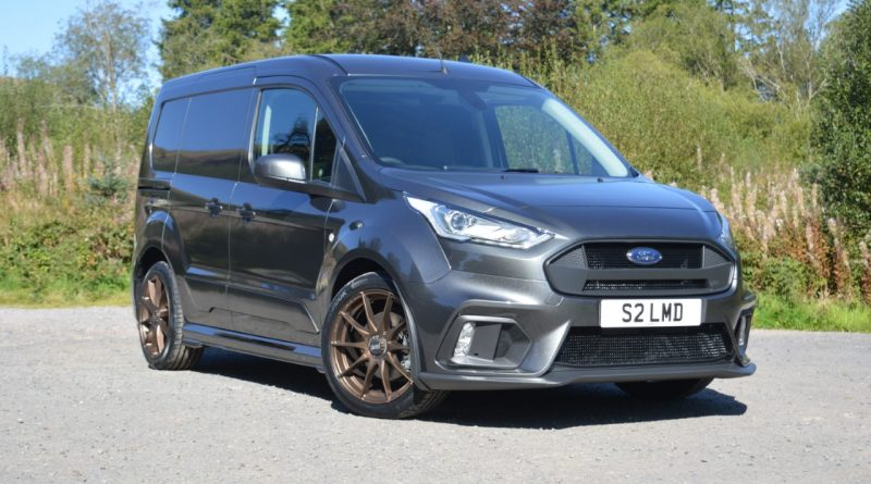 Ford Transit Connect MS-RT review