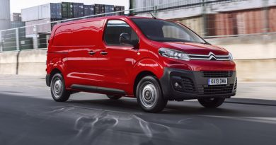 Citroen Dispatch review